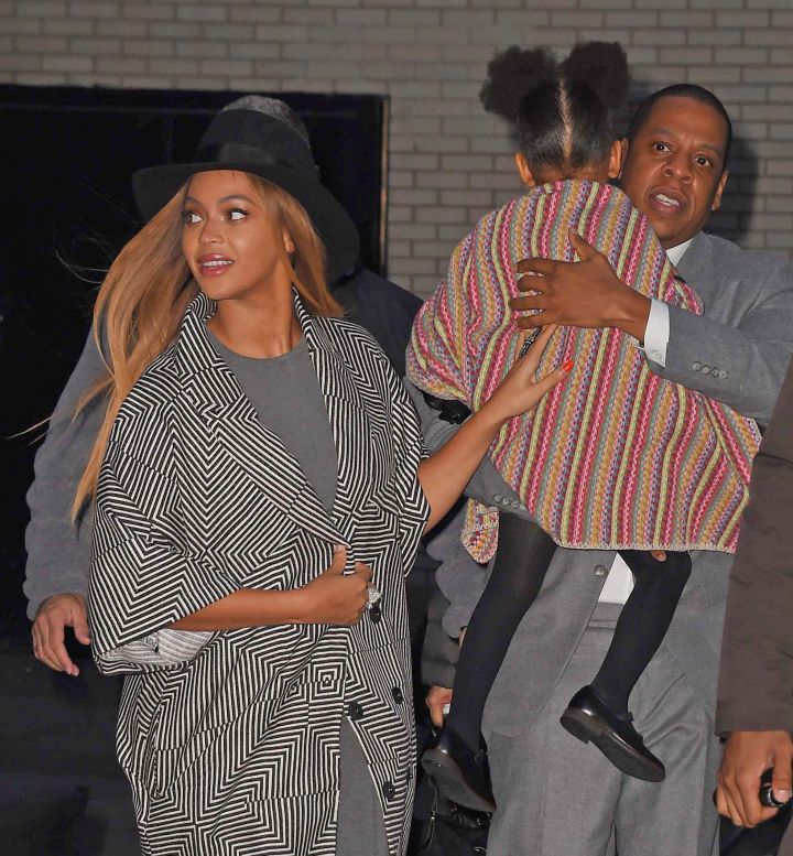 The Carters Out & About
