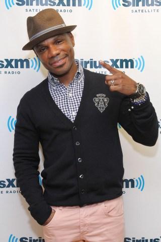 Celebrities Visit SiriusXM Studios - May 22, 2013