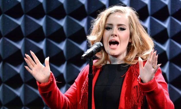 iHeartRadio Presents Adele's Album Premiere Live from Joe's Pub
