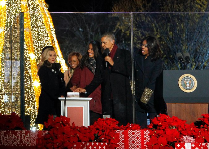93rd Annual National Christmas Tree Lighting