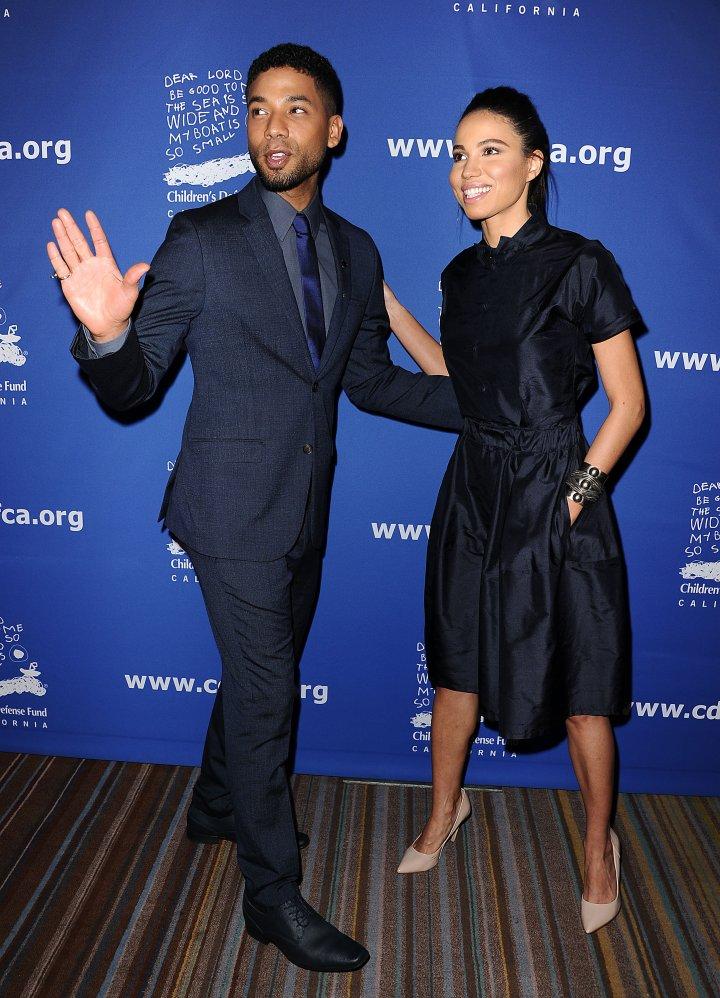 Jussie Smollett and Jurnee Smollett-Bell