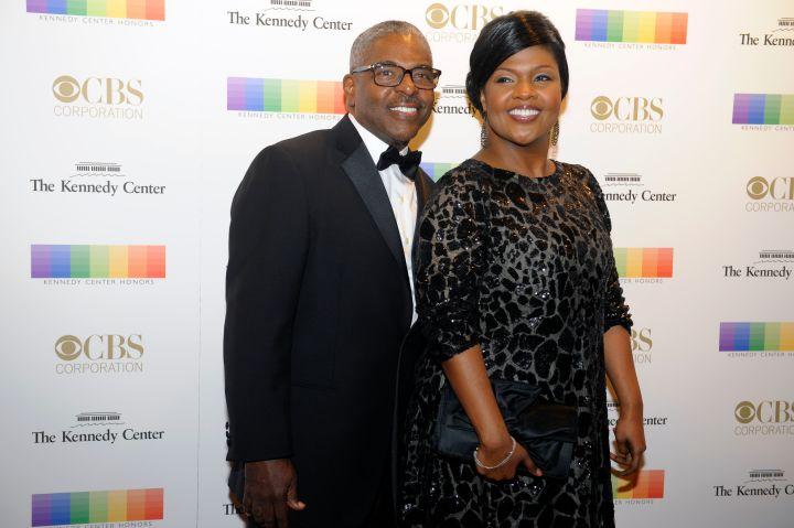 Alvin Love and Gospel singer CeCe Winans
