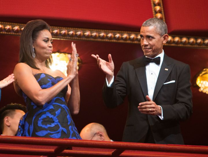 Take a look at the stars who attended the Kennedy Center Honors, recognizing George Lucas, Cicely Tyson & others for their achievements.