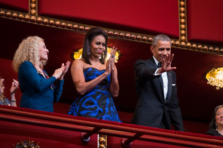 38th Annual Kennedy Center Honors Gala