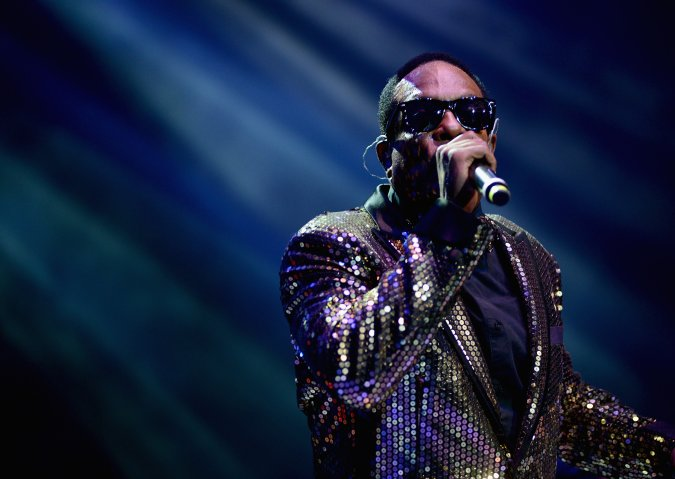 Charlie Wilson In Concert - Portsmouth, Virginia