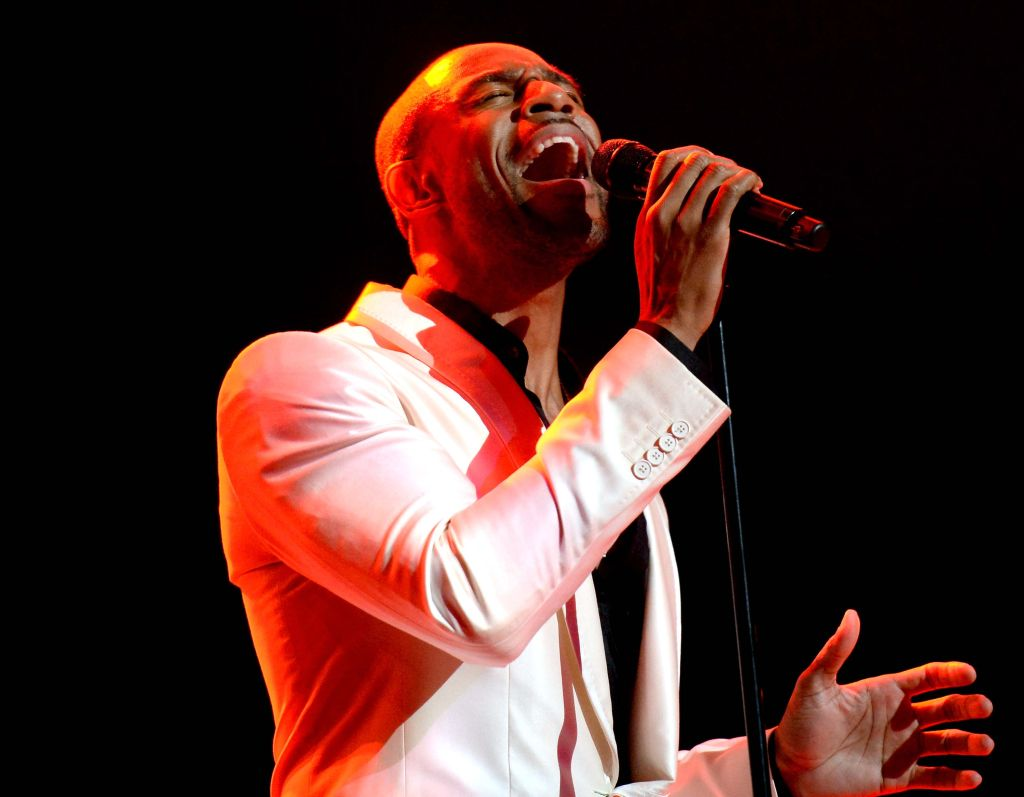 2014 BET Experience At L.A. LIVE - Mary J. Blige, Trey Songz And Jennifer Hudson Concert Presented By King.com