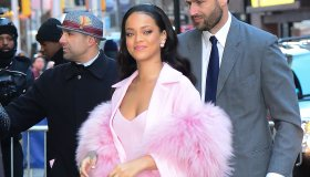 Celebrity Sightings In New York City - March 13, 2015