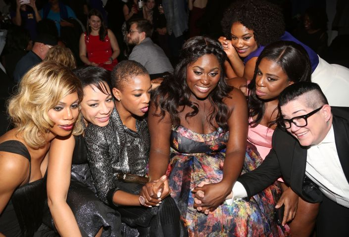 'The Color Purple' Broadway Opening Night - After Party