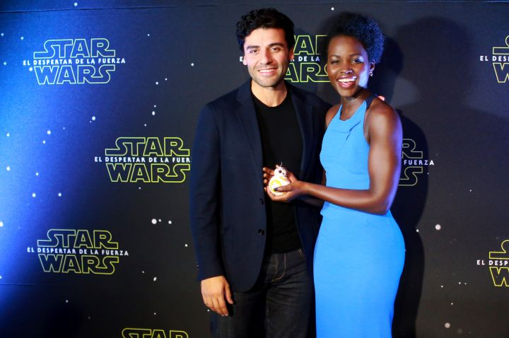 Photocall 'Star Wars, The Force Awakens' in Mexico