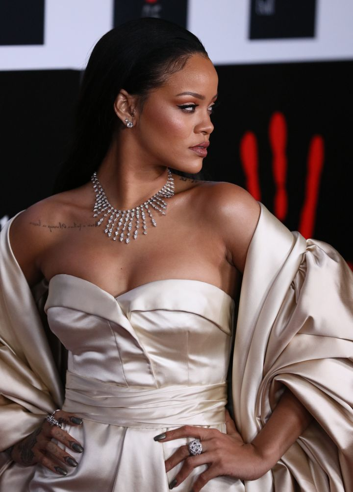 Rihanna x Diamonds