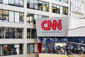 CNN World Headquarters...