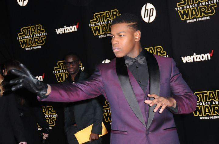 Top Black Pop Culture Moments Of 2015: John Boyega Stays Drinking White Tears