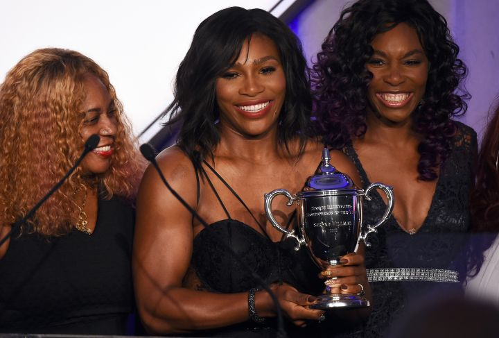 Top Black Pop Culture Moments Of 2015: The Throning of Queen Serena