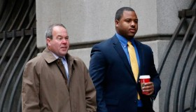 First Officer Goes To Trial In Death Of Freddie Gray In Baltimore