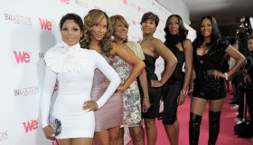 WE tv Celebrates The New Series 'Braxton Family Values' - Red Carpet