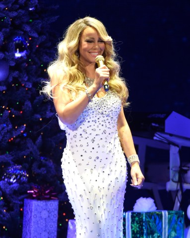 Mariah Carey's Second Annual 'All I Want For Christmas Is You' Concert