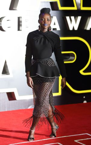 'Star Wars: The Force Awakens' - European Film Premiere - Red Carpet Arrivals