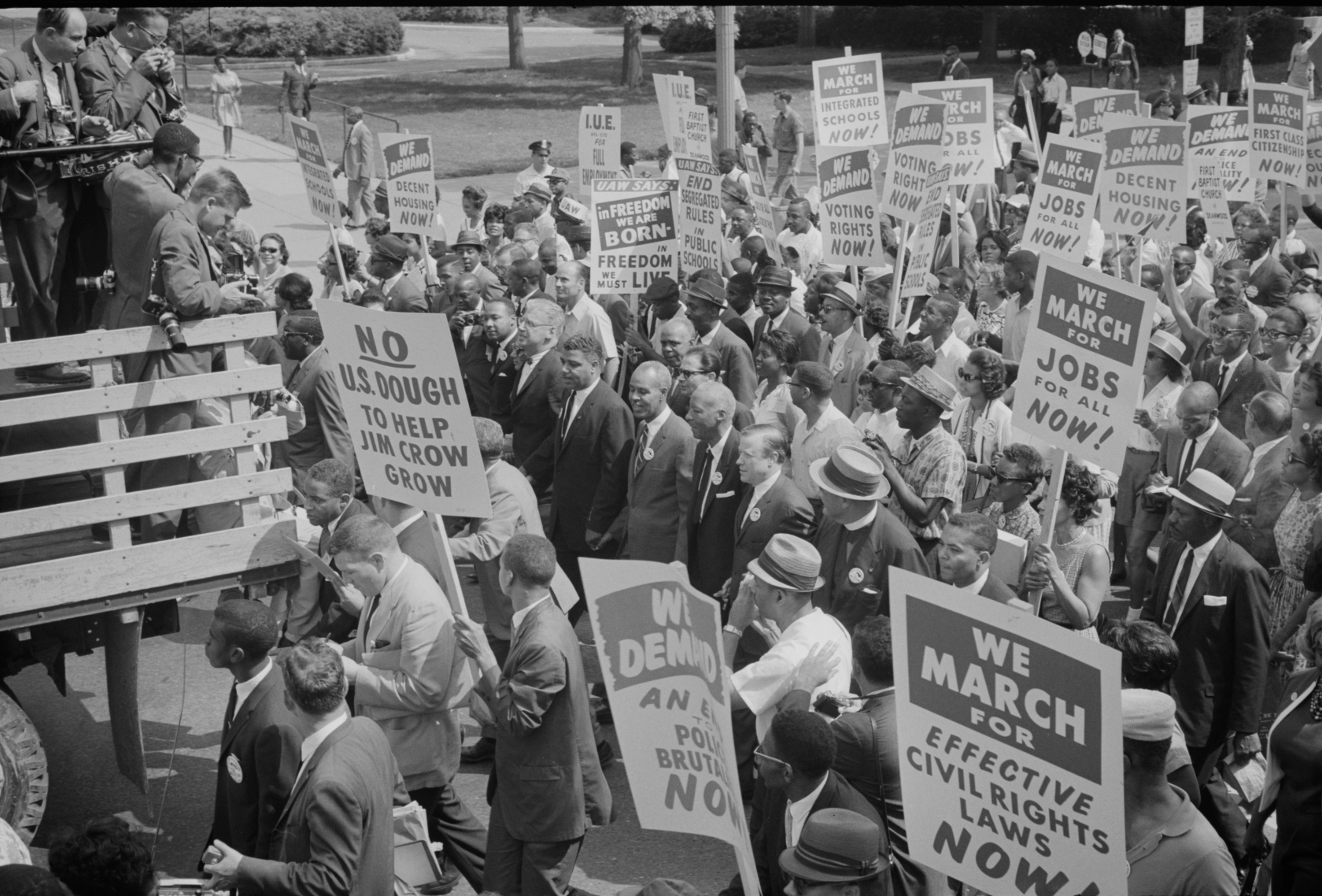 March On Washington-Martin Luther King Jr