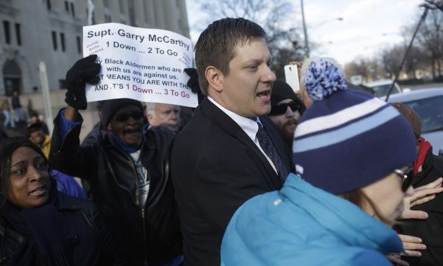 Chicago Cop Charged In Shooting Death Of Laquan McDonald Returns To Court