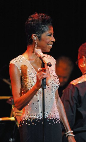 Natalie Cole In Concert - New York, NY