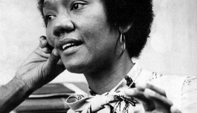MAR 8 1975, MAR 10 1975; DR. FRANCES WELSING IS A PSYCHIATRIST; 'Black women need to understand what