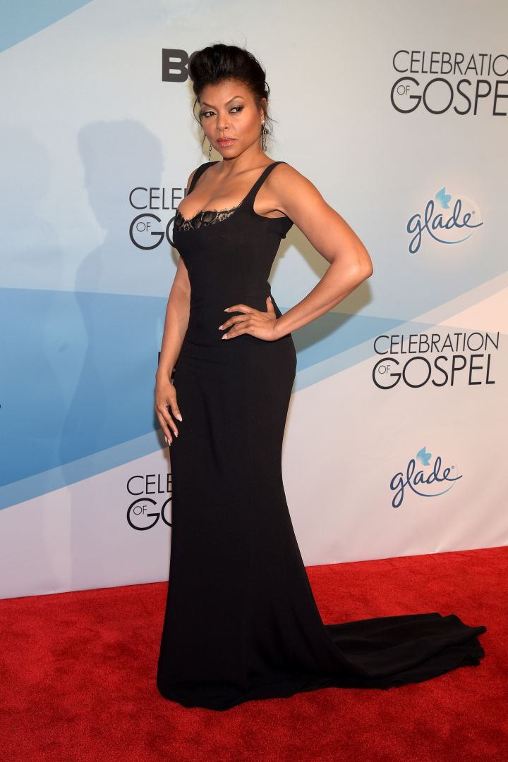 Taraji Slays The 2016 BET Celebration of Gospel
