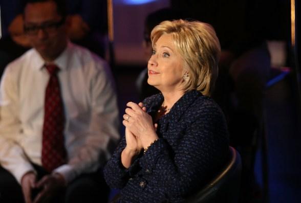Democratic Presidential Candidates Attend Black & Brown Forum In Iowa