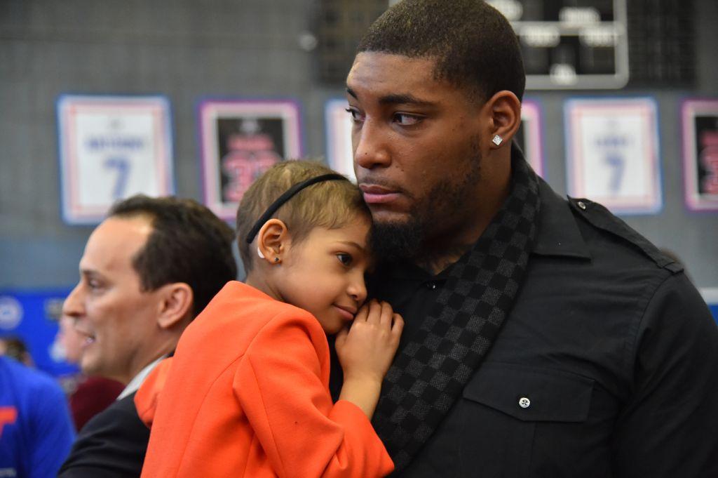 2014-2015 NBA FIT All-Star Community Event