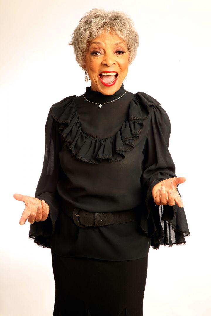 Ruby Dee- 2010 Living Legend Award