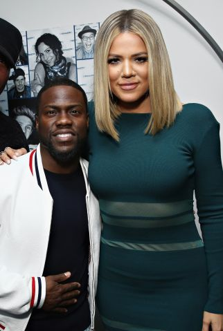 SiriusXM 'Town Hall' With Kevin Hart, Ice Cube And Olivia Munn