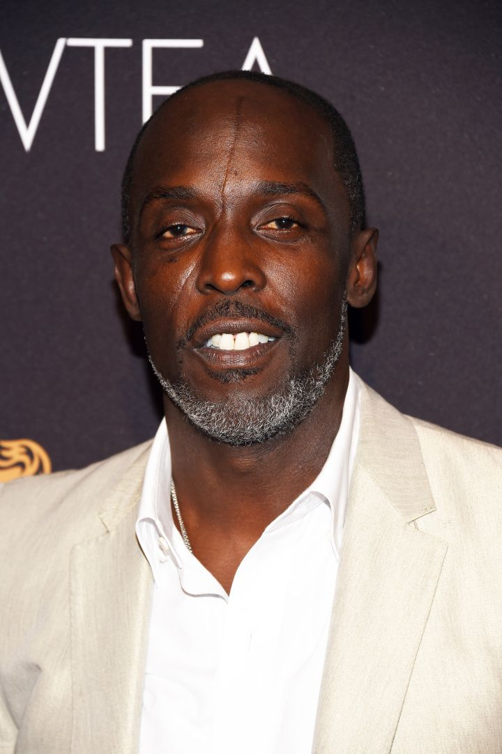 """Michael K Williams, Supporting Actor In A Limited Series, """"When They See Us"""""""
