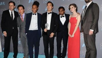 The 21st Annual Critics' Choice Awards - Press Room