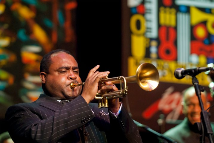 Terell Stafford At The NEA Jazz Masters Awards Concert