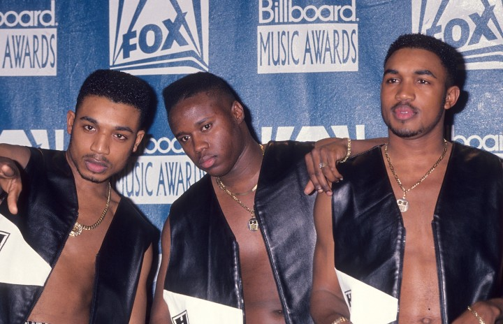 Fourth Annual Billboard Music Awards - Press Room