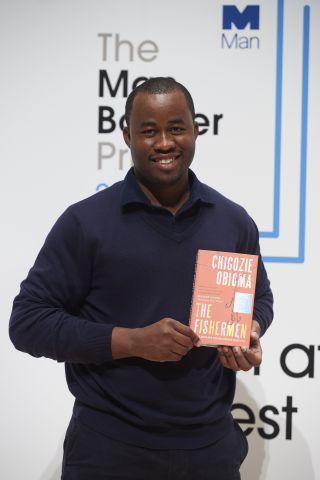 BRITAIN-LITERATURE-MAN-BOOKER-PRIZE