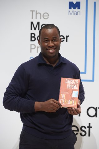 BRITAIN-LITERATURE-MAN-BOOKER-PRIZE