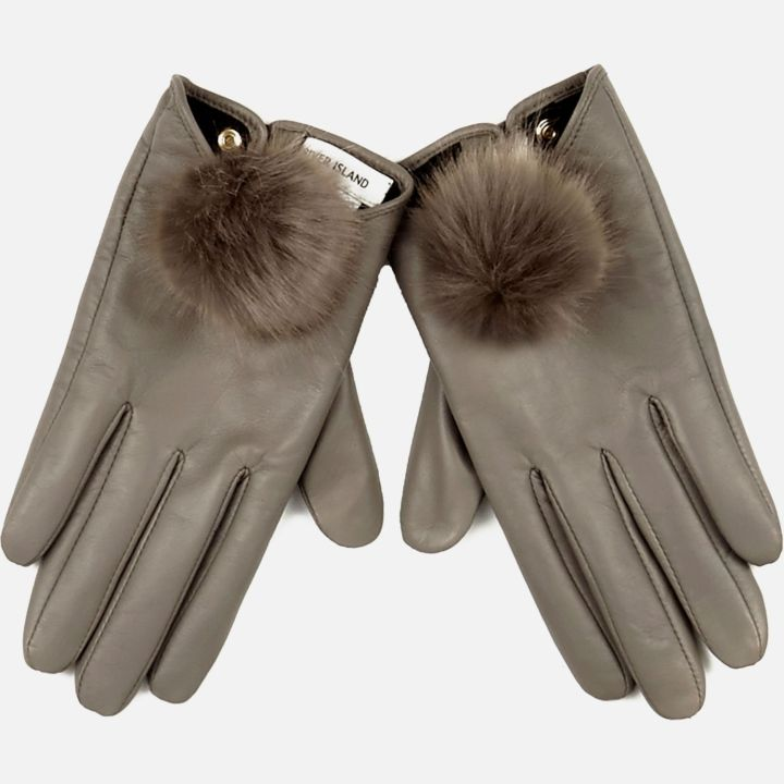 Look for gloves with unique details.