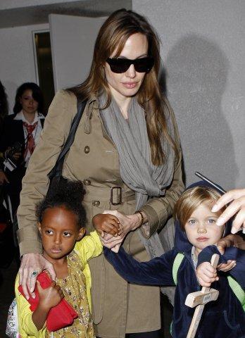 Celebrity Sightings In Los Angeles - September, 18 2010