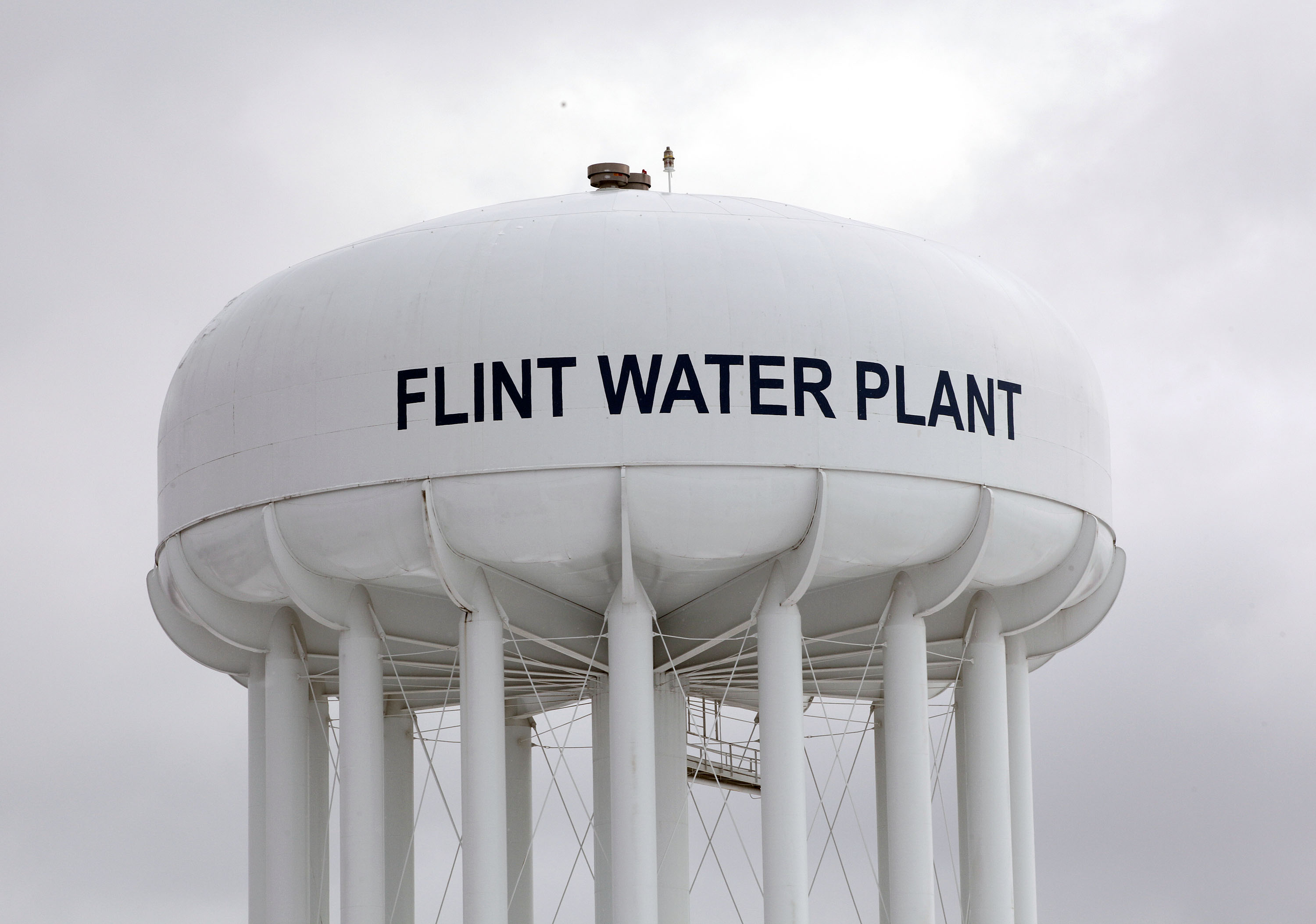 Michigan National Guard To Help Flint With Lead Contamination In Water Supply