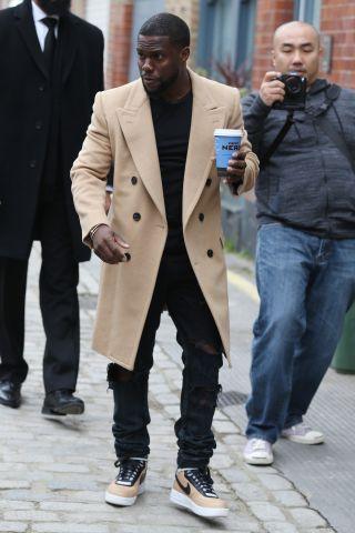 London Celebrity Sightings - January 21, 2016