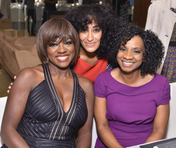 ELLE's 6th Annual Women In Television Dinner Presented By Hearts on Fire Diamonds And Olay - Inside
