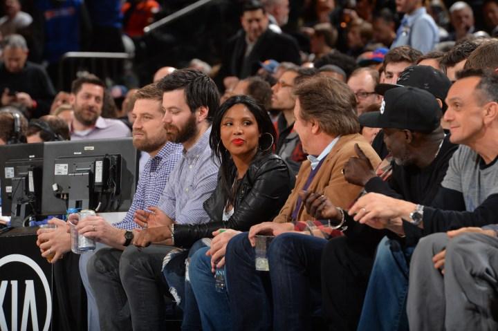 New York Knicks V Utah Jazz