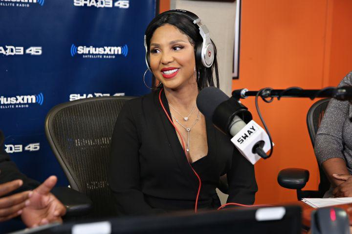 Celebrities Visit SiriusXM Studios - January 21, 2016