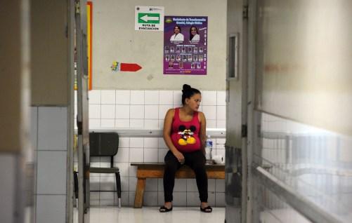 HONDURAS-HEALTH-ZIKA