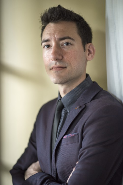 David Daleiden at the Value Voters Summit in Washington DC.