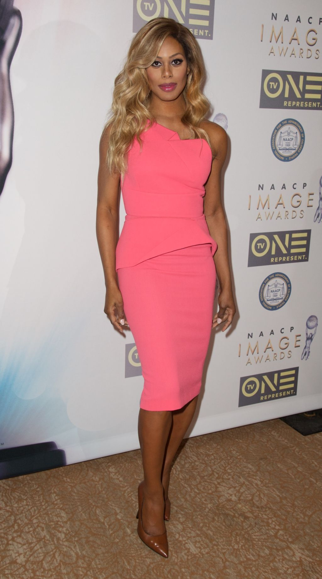 47th NAACP Image Awards Nominees' Luncheon - Arrivals