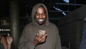 Celebrity Sightings In Los Angeles - October 31, 2015