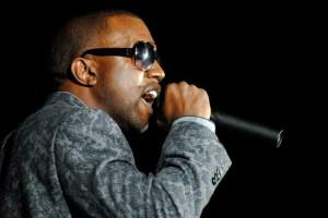 Kanye West At Bumbershoot 2006