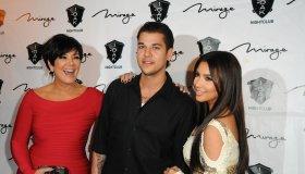 Rob Kardashian Celebrates His 25th Birthday At 1 Oak Nightclub