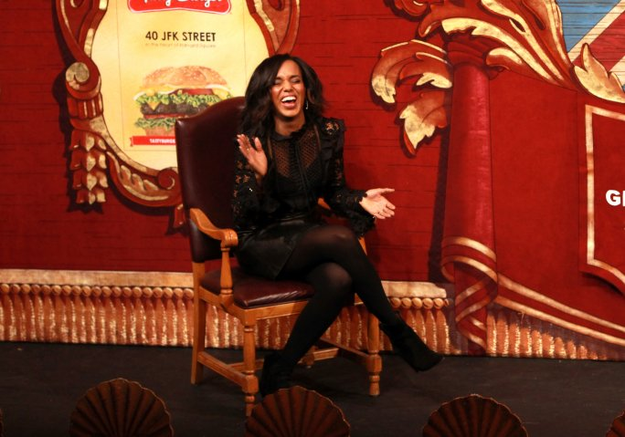 The Hasty Pudding Theatricals 2016 Woman Of The Year Award Honoring Kerry Washington